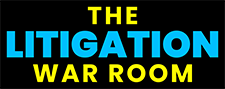 The Litigation War Room | Podcast hosted by Maxwell Goss
